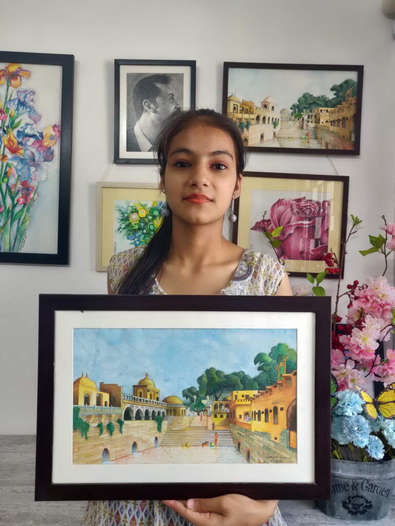 Shanky Studio Water Color Painting