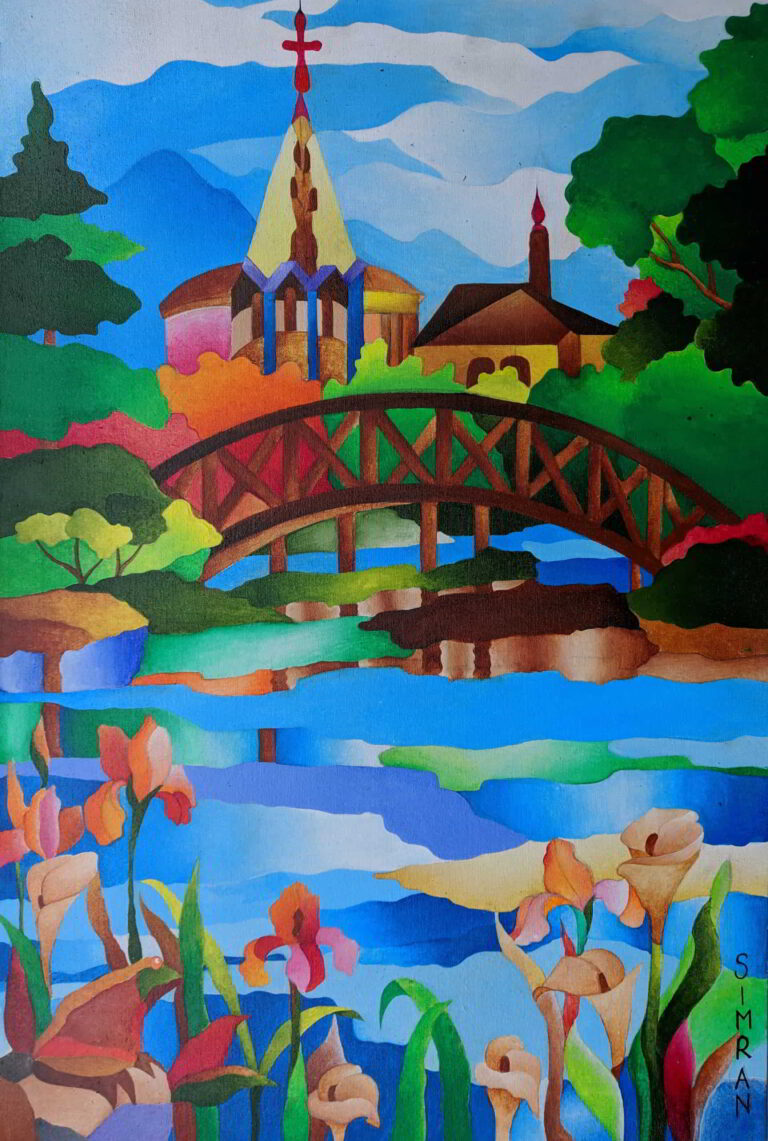 Shanky Studio Acrylic Painting Free Visual Art Class